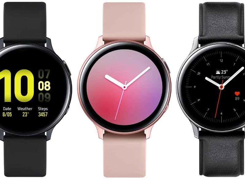 ชมภาพ Render ที่ใกล้ความจริงของ Samsung Galaxy Watch Active